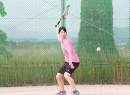 女子ソフトテニス部